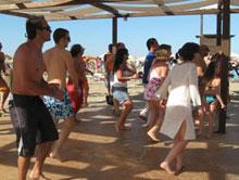 Giacomo, Roland, Viviana, Sonia e i balli!